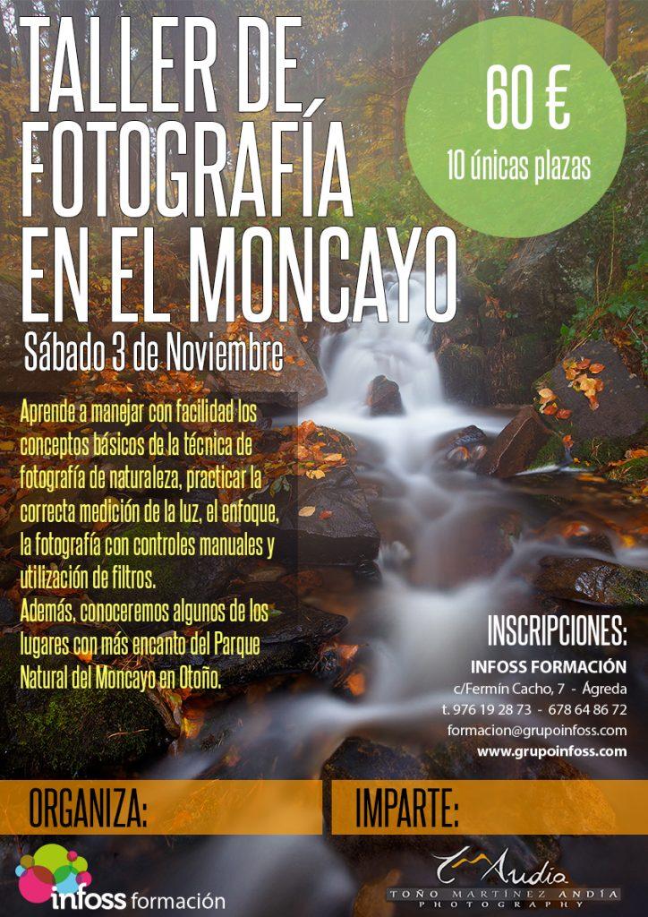curso fotografía infoss formación ágreda Toño Martínez Andía