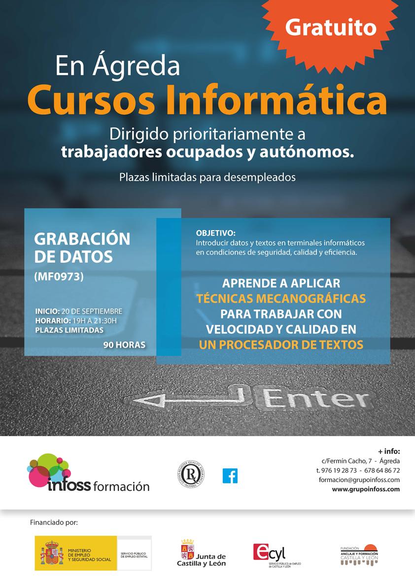 infoss agreda curso informática